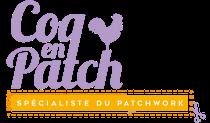 Coq en Patch, le spécialiste du patchwork DIY. 2500 tissus référencés.