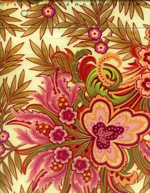 tissu-patchwork-benartex-flower-show-631-co