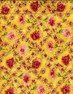 tissu-patchwork-fleur-jaune-942-co