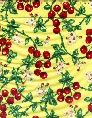 tissu-patchwork-fruit-legume-cerise-380-co