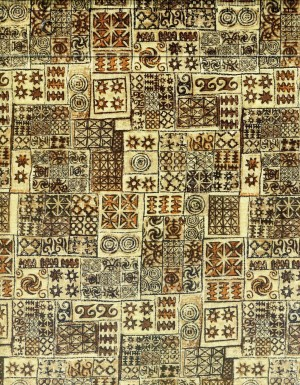 tissu-patchwork-makower-elephant-african-145-co