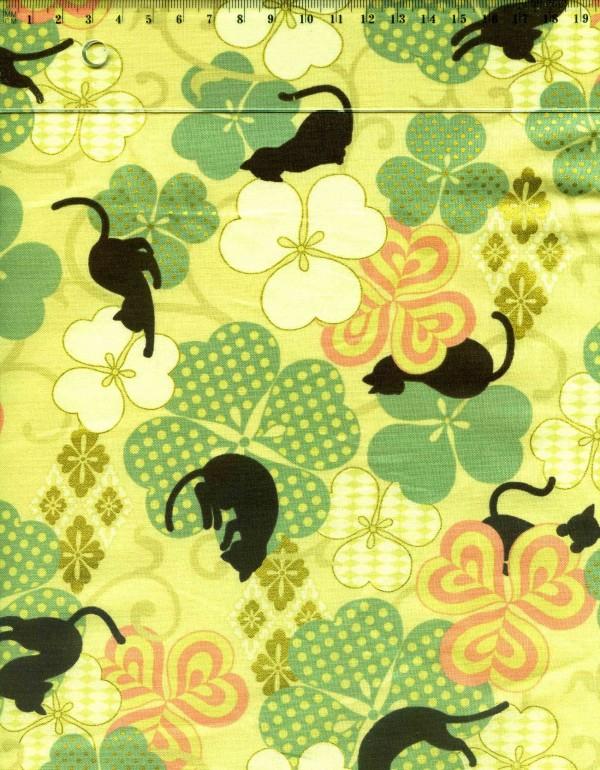 tissu-patchwork-stoff-quilt-gate-japan-dorures-1352-co