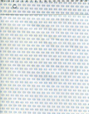 tissu-patchwork-makower-edyta-sitar-blue-sky- 029co