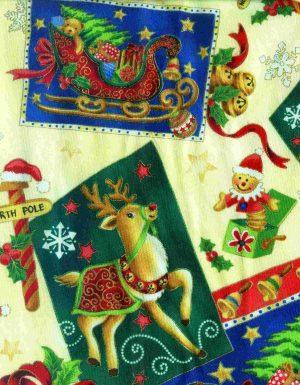 tissu-patchwork-fabriquilt-christmas-noel-dorure-17-015-co