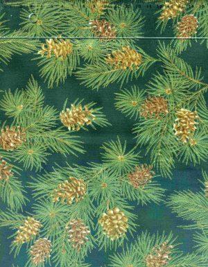 tissu-patchwork-hoffman-holyday-homecoming-noel-dorure-17-005-co