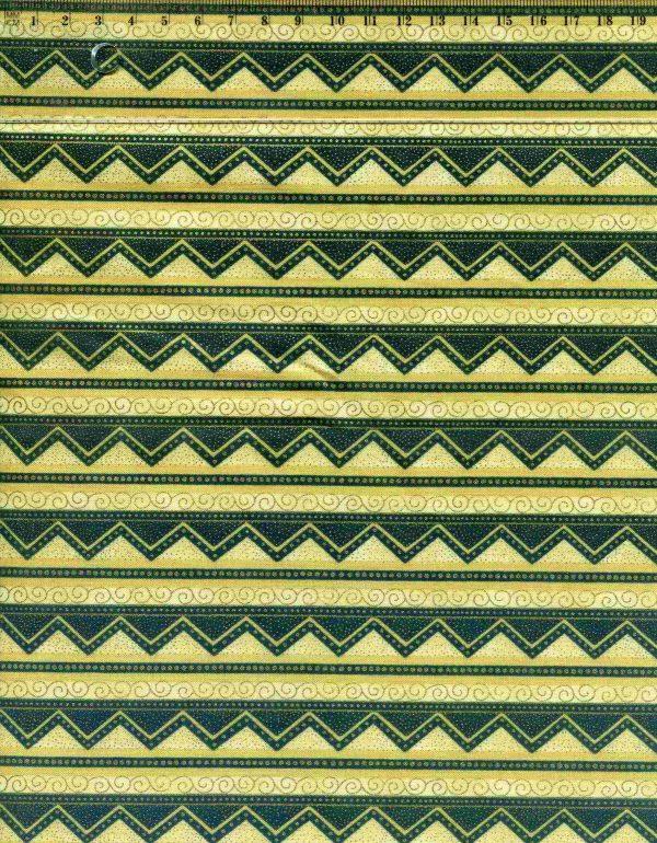 tissu-patchwork-hoffman-merry-merry-style-noel-dorure-17-007-co