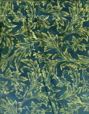 tissu-patchwork-hoffman-venetian-holyday-noel-dorure-17-004-co