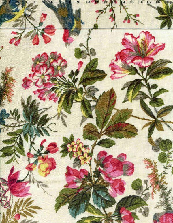 tissu patchwork makower edyta sitar sequoia grosses fleurs coq en patch le sp cialiste du. Black Bedroom Furniture Sets. Home Design Ideas