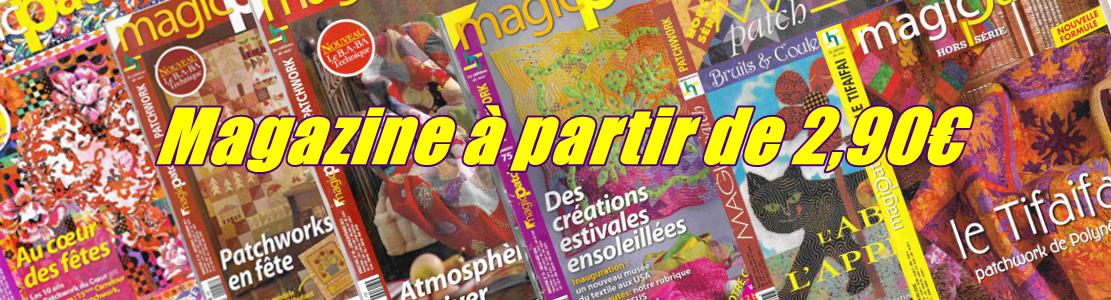 Les patrons à découvrir dans certains magazines. La Dénicheuse G. (11)