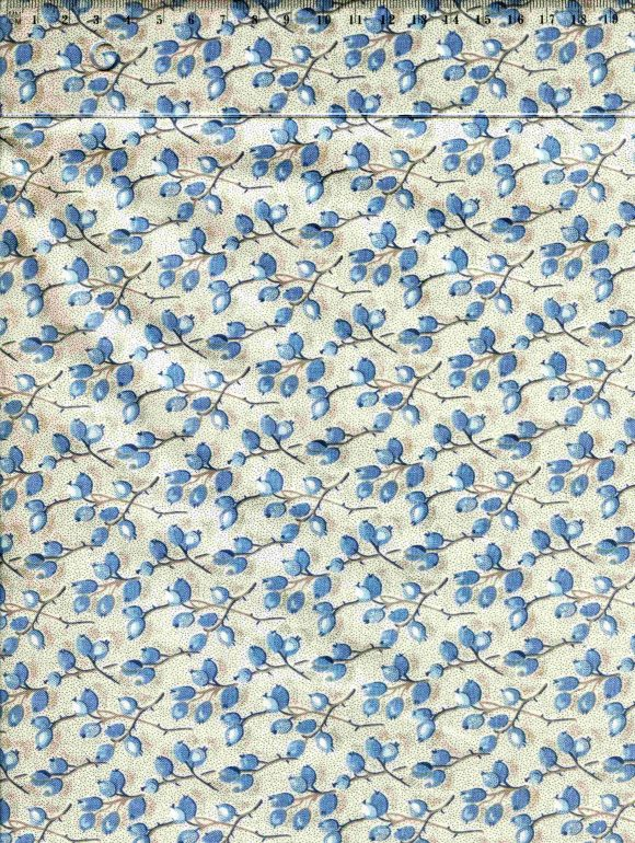 tissu-patchwork-makower-edyta-sitar-royal-blue-19-007-co